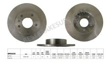 Disc Brake Rotor fits 2008 Saturn Astra  BEST BRAKES USA