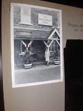 Old amateur photograph Hayburn Wyke hotel 1968
