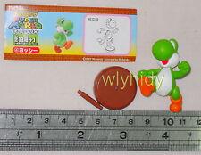 Super Mario Choco Egg Mini Figure Set No.4, 1pc. - Furuta  ,    #5ok
