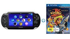 Sony PS Vita with WiFi and 3G Bundle Jak & Daxter Trilogy *NEW!* + Warranty