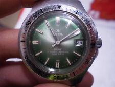 Breil OK Orologio watch vintage meccanico carica manuale sub diver leggi bene