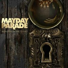 (CD) Mayday Parade - Monsters In The Closet [2013, Fearless]