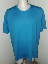 Adidas Freelift Climalite Workout Excersice Active Wear Blue Mens Size 2Xl Shirt