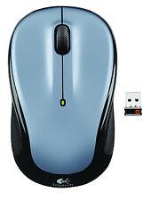 Logitech ratón inalámbrico M325 gris