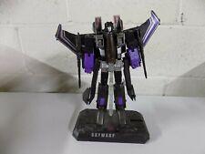 Hasbro Transformers Masterpiece Skywarp Wal-Mart exclusive 2009 - loose