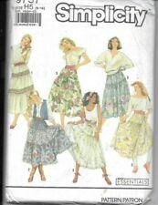 Simplicity #9737 Skirts & Petticoat  Sz 6-14 - UNCUT