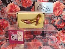 "Just The Right Shoe Raine Originals - ""Birthday Bow "" 2003 New"