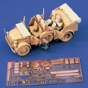 Verlinden 1/35 Steyr 1500A Radio and Command Conversion WWII (for Tamiya) 1409