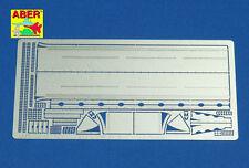 1/35 ABER 35156 FENDERS for GERMAN PANZER II Ausf L LUCHS  - for  TASCA kit