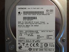 """Hitachi HDS722020ALA330 PN:0F10501 MLC:JPK23N Apple#655-1563A 2.0TB 3.5"""" Sata HD"""