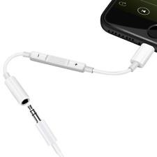 Lightning zu 3,5 mm Klinke Adapter Buchse für iPhone 11 Pro X XS Max XR 7 8 Plus