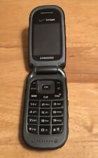 Samsung Convoy 3 SCH U680 - Rugged Verizon Flip Phone - FAIR