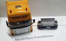 3295 Scania gelb Kabine ohne Grill kompatibel  Siku farmer control  1 :  32