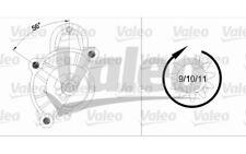 VALEO Motor de arranque 2kW 12V para CITROEN XSARA PEUGEOT VW FIAT 433305