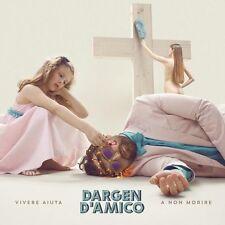 DARGEN D'AMICO - VIVERE AIUTA A NON MORIRE - CD SIGILLATO 2013