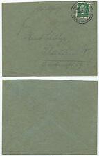 11836 - Sonderstempel: Augustburg (Erzgeb.) 18.5.1929 - Beleg nach Plauen