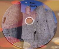 Wales History 80 very old books on disc in PDF & Kindle Format for PC/Laptop