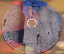 Wales History 80 rare books put on a disc in PDF & Kindle Format for PC/Laptop