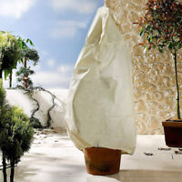 2 Size Green Warm Plant Cover Tree Shrub Frost Protection Bag Yard Garden