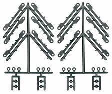 Team Associated Tc4 Arm Mount Shims (6) Balls (4) Wheelbase Shims (6) - Asc31010