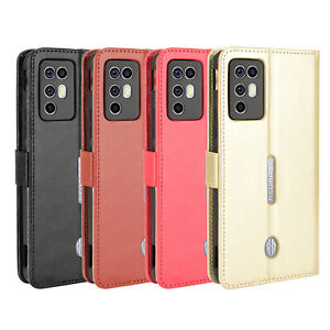Leather Protective Case All-inclusive Cover for ZTE /nubia Red Magic 6R Phone