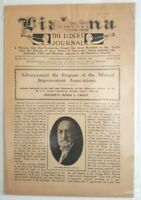 Rare Print! June 30 1925, LDS Liahona The Elders Journal Vol. 23, No. 1-772 EB5