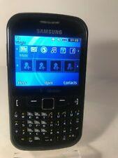 Samsung Chat 335-Rose (Débloqué) Téléphone Portable Qwerty GT-S3350 - Pixels Morts