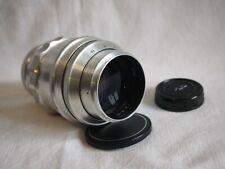 KMZ TAIR-11 133 mm f/2,8 M39 for Zenit Lens