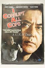 I corrupt all cops dvd ntsc import dvd English subtitle