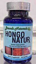 Brands Naturals Hongo Naturx Piel y Unas Saludable 100% Natural 60 Capulas