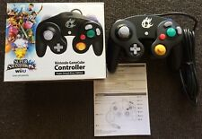 Gamecube Controller Super Smash Bros Limited Edition Wii U Like New Boxed