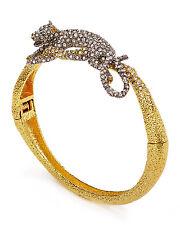 Alexis Bittar Elements Siyabona Sunset Panther Hinge Bracelet $320