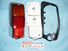 FIAT 500 F/L/R FANALE POSTERIORE SX COMPLETO PLASTICA TIPO ALTISSIMO MOD LISCIO