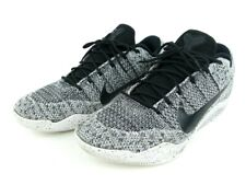 best service f2cae e647a Nike Kobe XI Elite Low Oreo Mens Size 10 Basketball Shoes Black White 822675 -100