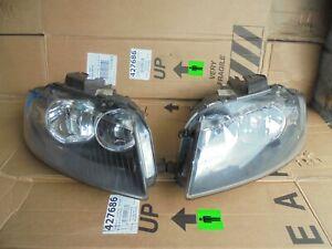 Audi a3 8p sportback headlights