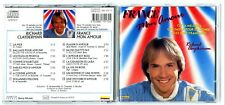 CD ★ RICHARD CLAYDERMAN - FRANCE MON AMOUR ★ 14 TITRES ALBUM 1987 DELPHINE