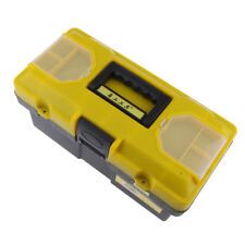 Plastic Tools Box With Handle, Tray,compartment, Storage And organizer M