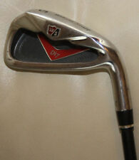 Graphite Shaft Iron Right-Handed Unisex Golf Clubs