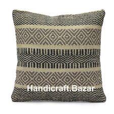 18'' Ethnic Decorative Pillow Case Home Decor Cotton Sofa Waist Cushion Cover