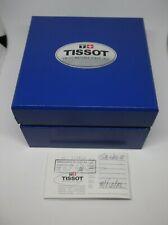 case box Tissot watch