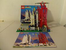 (go) lego sistema 6339 espacial la estación con embalaje original & ba 100% completamente Space Shuttle