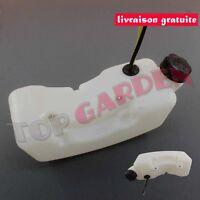 Réservoir d'essence pour Divers Débroussailleuse CG430 520 43cc 47cc 49cc 52cc
