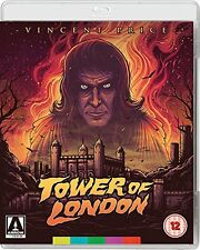 TOWER OF LONDON Vincent Price BLURAY+DVD in Inglese NEW .cp