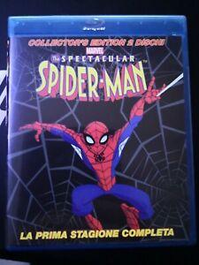 Spectacular Spider-man Prima Stagione Completa Blu Ray Collector's Edition 2...