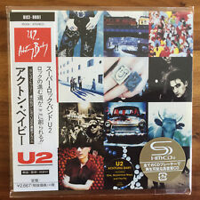 LAST JAPAN ONLY MINI LP SHM-CD! U2 ACHTUNG BABY 2017 REISSUE SENT FROM BERLIN!