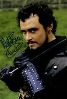 MARK RYAN signed Autogramm 20x30cm ROBIN OF SHERWOOD in Person autograph COA
