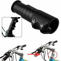 MTB Bike Handlebar Fork Stem Extender Bicycle Extension Head Up Riser Adapter