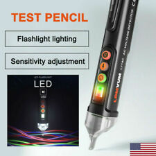 AC/DC Voltage Test Pen 12V/48V-1000V Voltage Sensitive Electric Compact Pencil B
