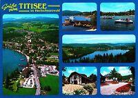 Titisee im Hochschwarzwald , Ansichtskarte