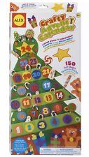 ALEX Toys Craft Crafty Advent Calendar Christmas Craft Kit